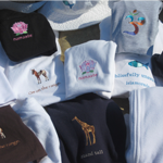 Custom Logo Shirts, Sweatshirts, Hats, Totes